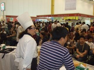 Taiwan Food Show 2008 #06