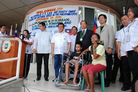 Bulacan Wheelchair Donation